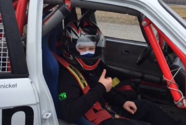 Einmal ein Rennfahrer sein!